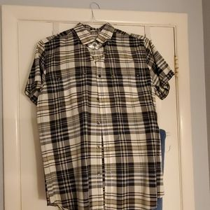 Express Short Sleeve Casual Shirt